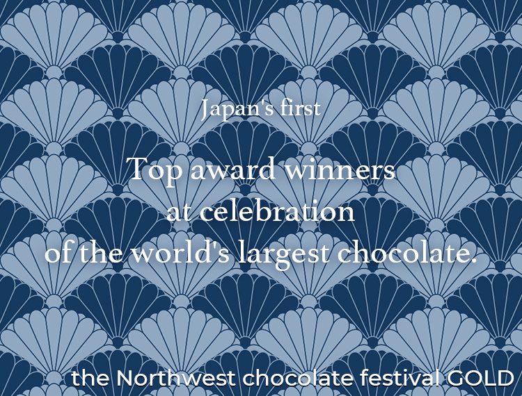 the Northwest chocolate festival GOLD