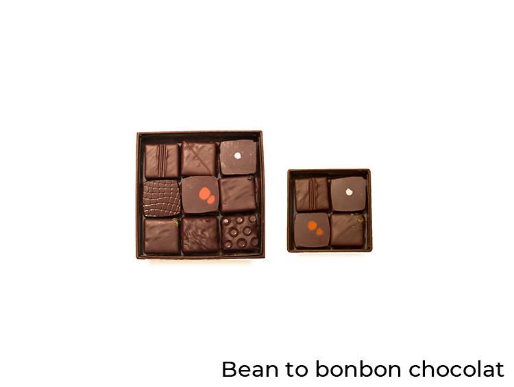 Bean to bonbon chocolat