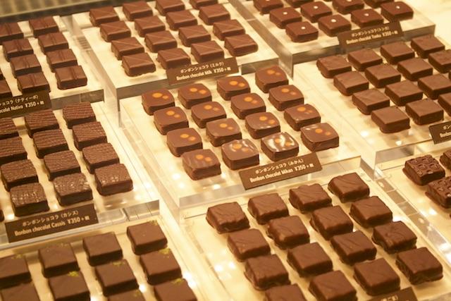 は ボンボン ショコラ と
